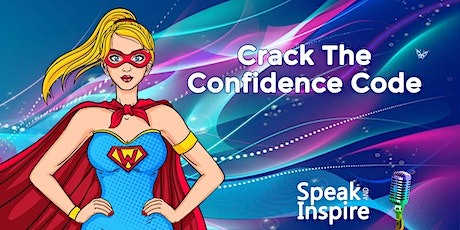 Cracking The Confidence Code tickets