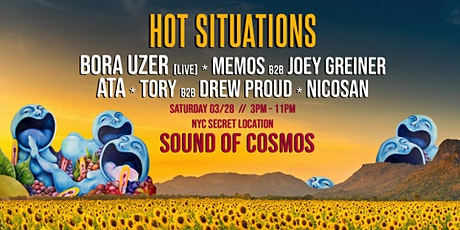 Hot Situations: 1 Year Birthday Celebration  tickets