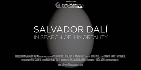 Salvador Dali: In Search Of Immortality - Rosny Park Premiere - Wed 1st Apr tickets