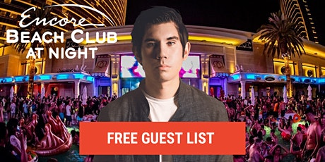 GRYFFIN PERFORMING LIVE AT EBC AT NIGHT @ ENCORE HOTEL - FREE GUEST LIST!!! tickets