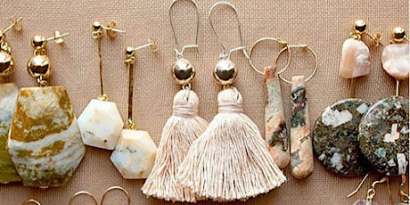 Design Your Own Statement Earrings tickets