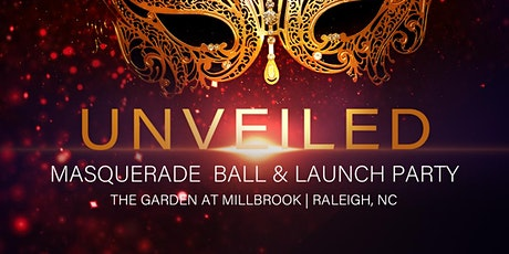 Unveiled Masquerade Ball and Launch Party tickets