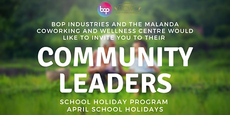 Community Leaders School Holiday Program tickets