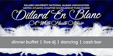 Dillard En Blanc 2020 tickets