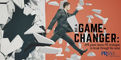 Be a Game-Changer tickets