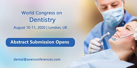 World Congress on Dentistry tickets