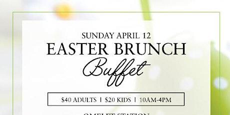 Easter Brunch Buffet tickets