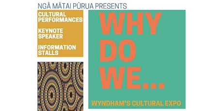 WhyDoWe Cultural Expo tickets