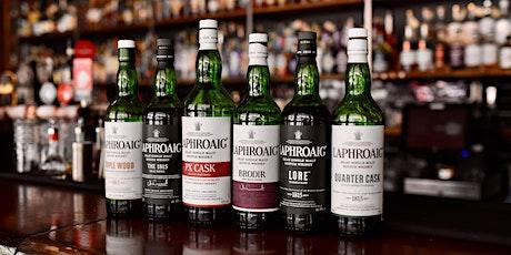 Laphroaig Whisky Dinner @ Cobbler tickets