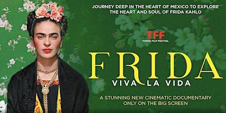 Frida: Viva La Vida - Wednesday 8th April - Sydney tickets