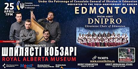 "Shpylyasti Kobzari  ""  Edmonton Live Bandura Show  "" tickets"