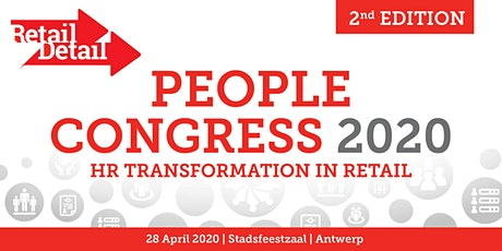Postponed • RetailDetail People Congress 2020 tickets
