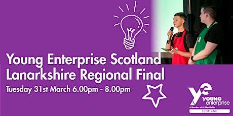 YE Scotland Lanarkshire Regional Final tickets
