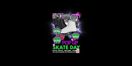 POP UP SKATE DAY tickets