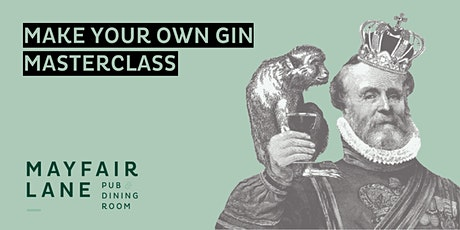 Make Your Own Gin Masterclass! tickets