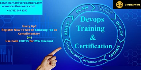 Devops 3 Days Certification Training in Corvallis, OR,USA tickets