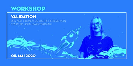 Startup Workshop: Validation Tickets