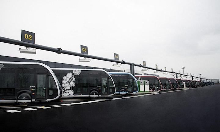Bus Rapid Transit UK  Technical Visit 2020 Amiens (France)  *EOI* image