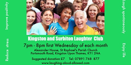 Kingston and Surbiton Laughter Club tickets