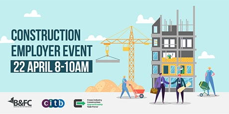 Blackpool and Fylde Coast Construction Employer Event tickets