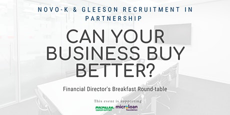 Can your business buy better? tickets
