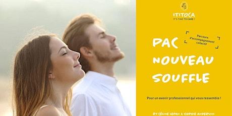 Parcours nouveau souffle Pro tickets