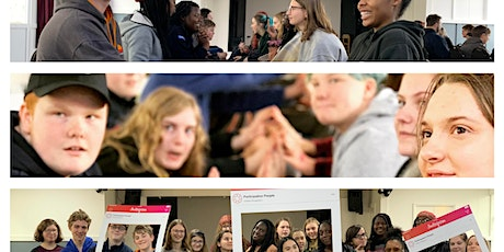 Training: How to Give Young People a Powerful #YOUTHVOICE - the WHY tickets