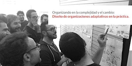 X-Course: Diseño de organizaciones adaptativas en la práctica. Organizando en la complejidad y el cambio. entradas