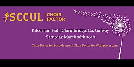 Choir Factor 2020 tickets