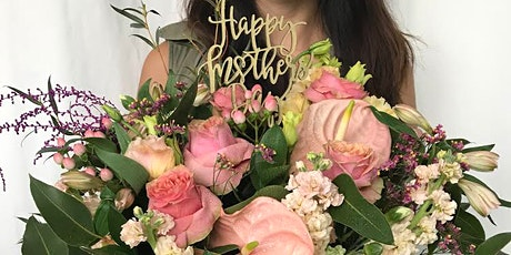 Flower Party with Beverly's Blooms: Mother's Day Bouquet tickets