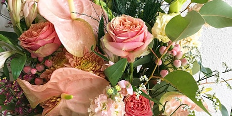 Flower Party with Beverly's Blooms: Booze & Blooms tickets