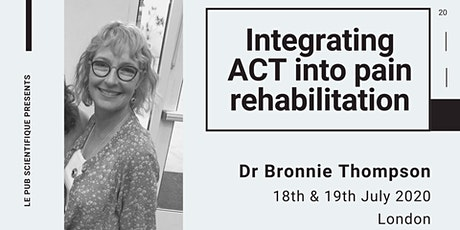 Integrating ACT into pain rehabilitation tickets