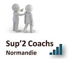 Sup'2 Coachs Normandie : Groupe de supervision en binôme logo