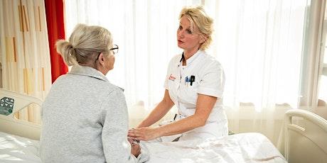 Lezing: 'Omgaan met dementerende patiënten' tickets