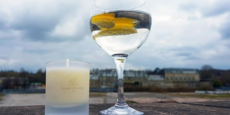 Gin & Candle making experience – it makes scents tickets
