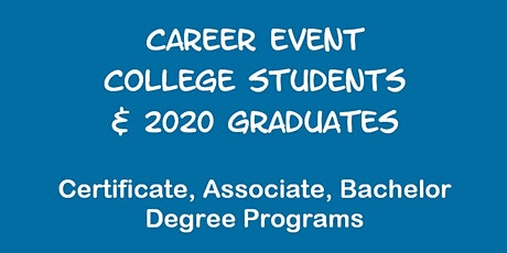 Career Event for Texas A&M Students tickets