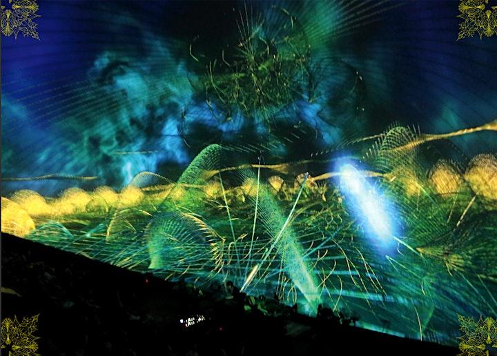 MESMERICA 360 DUNEDIN: A VISUAL MUSIC JOURNEY image