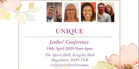 Unique Ladies' Conference tickets