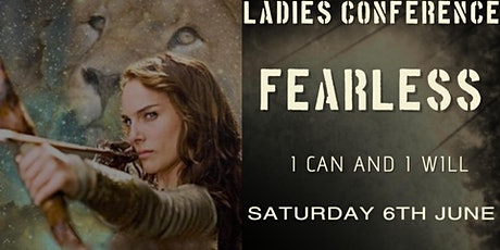 Ladies Conference FEARLESS tickets
