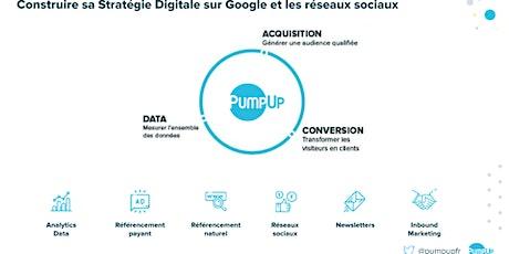 Construire sa Stratégie Digitale sur Google et les réseaux sociaux billets