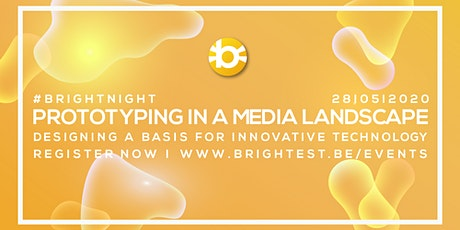 Bright Night, Prototyping in a media landscape tickets