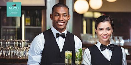 Event Waiter Training  tickets