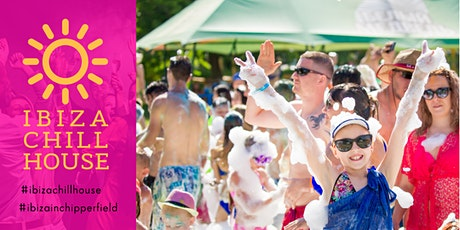 Ibiza Chill House Foam Party w/ Guest DJ Brandon Block tickets