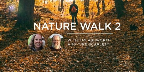 NATURE WALK 2 - Saturday 26th September 2020 tickets