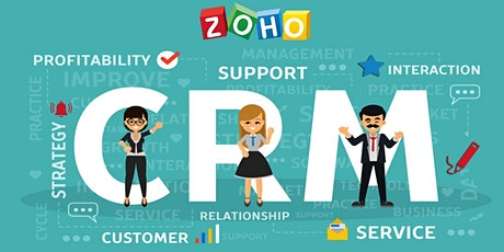 Zoho CRM Community Meetup - India tickets