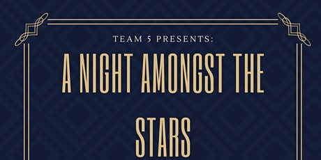 A night amongst the stars tickets
