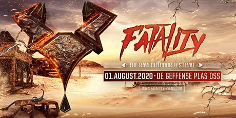 Fatality Festival 2020 tickets