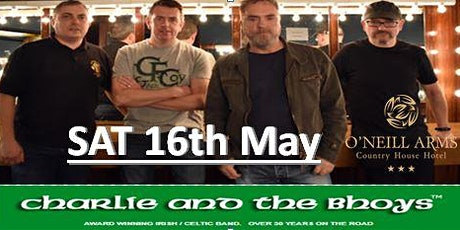 Charlie & The Bhoys tickets