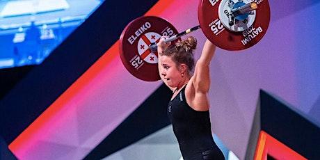 Weightlifting Workshop met Sanne Bijleveld tickets