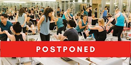 Postponed | REAL Pilates Teacher Training Program Beginner & Intermediate I tickets